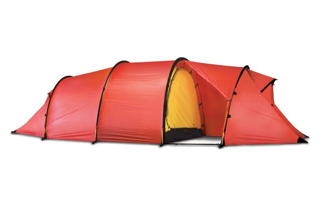 Hilleberg Nammatj 2 Tent red at